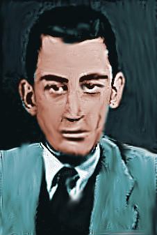 サリンジャー 肖像画