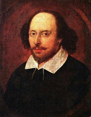 シェイクスピア 肖像画