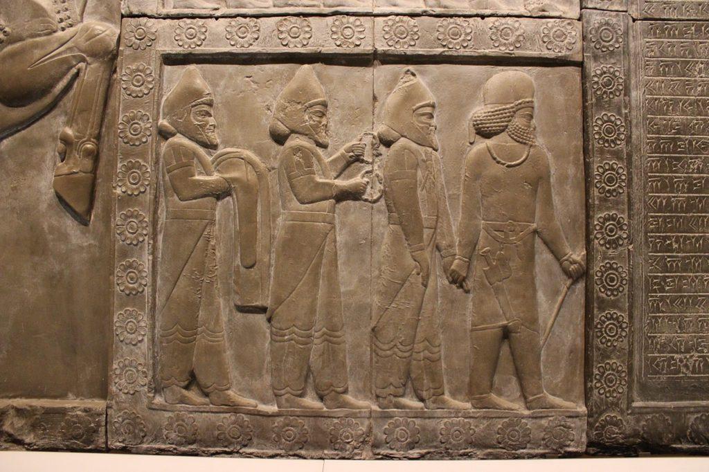 古代メソポタミア 石碑