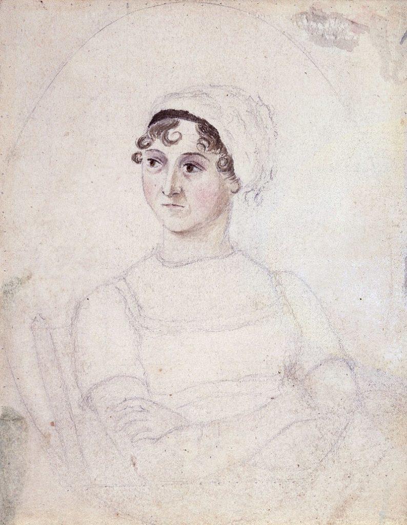 カサンドラ・オースティン 肖像画