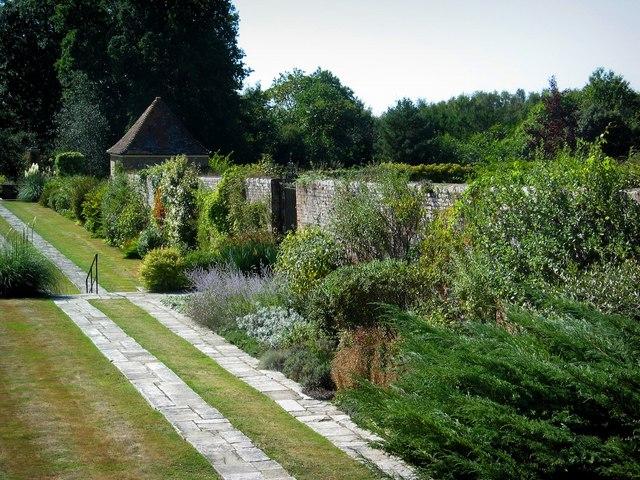 グレート・メイサムホール 庭