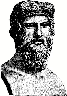 プラトン 彫刻