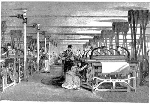 産業革命 工場