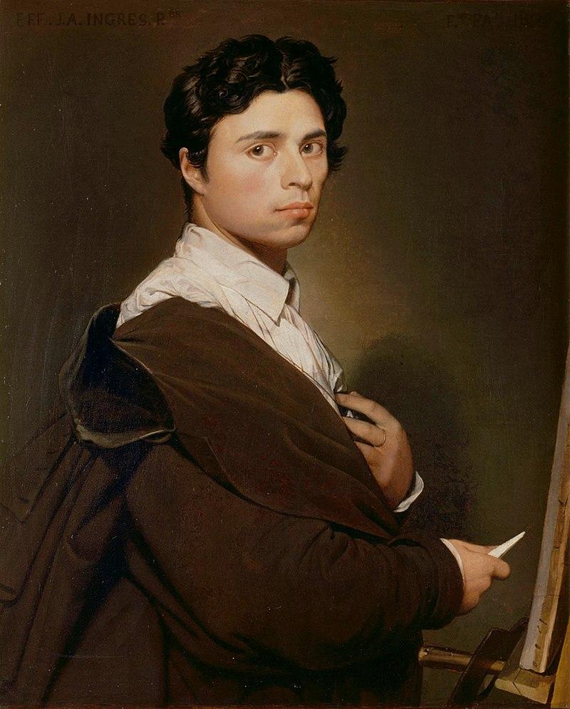 アングル 肖像画